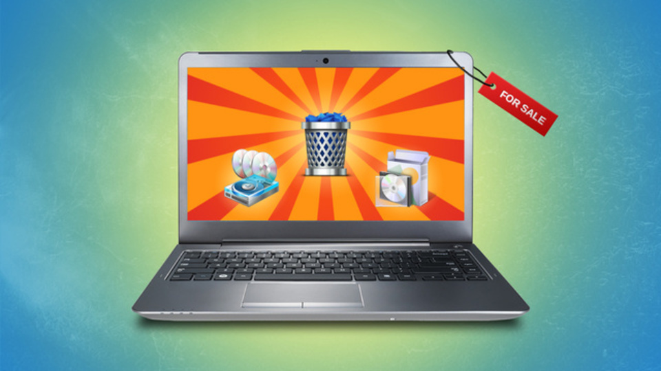 パソコンを買い取ってもらう前にしておくべき基本の手順
