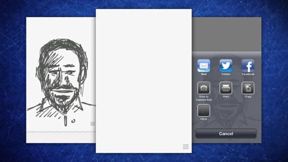 真っ白なページだけのシンプルアプリ『Ink』でアイデアをサッと書き留める