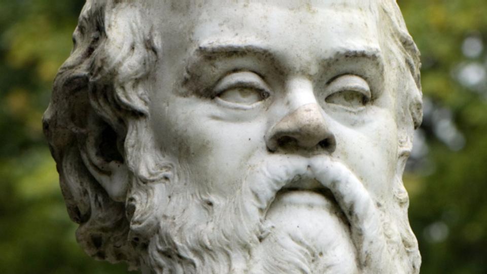 口論を見事に終わらせる「ソクラテス式問答法」