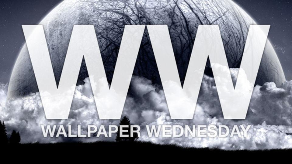 今週の壁紙堂vol.99「デュアルモニタ対応の超幅広な壁紙」