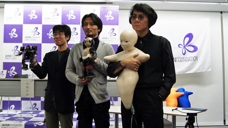 やりきることでコラボレーションが生まれる~日本がロボット先進国になりうる理由・吉崎航編