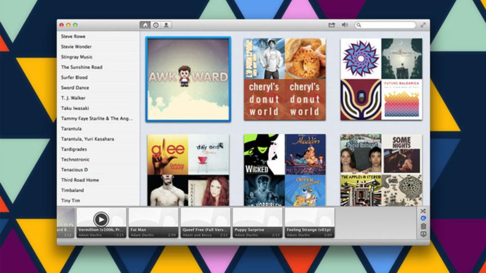 Mac用音楽プレーヤー『Sonora』が無料になり、もっと便利に!