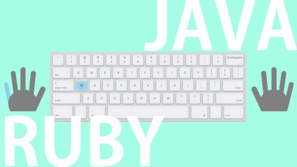 JavaやRubyのソースコードでタイピング練習ができるサイト「Typing.lk」
