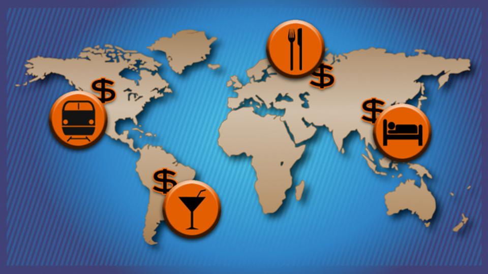 お金を使わずに外国旅行できる9の裏技
