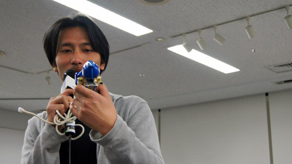 未来のiPhoneには手足がある?~日本がロボット先進国になりうる理由・高橋智隆編