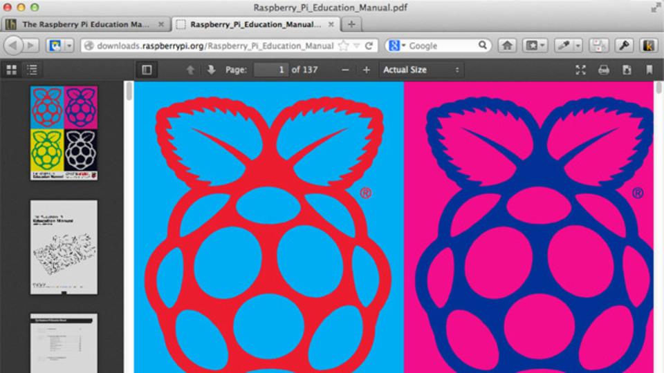 PDFファイルビューワーが搭載された『Firefox 19』ついに登場!