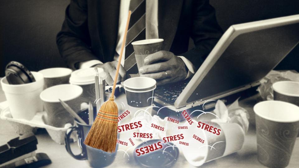 ストレスを減らすために! 誰でもできる整理整頓ルール