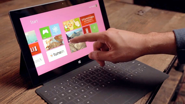 日本発売決定! でも、買う前に..Microsoftの新タブレット「Surface RT」先行レビュー
