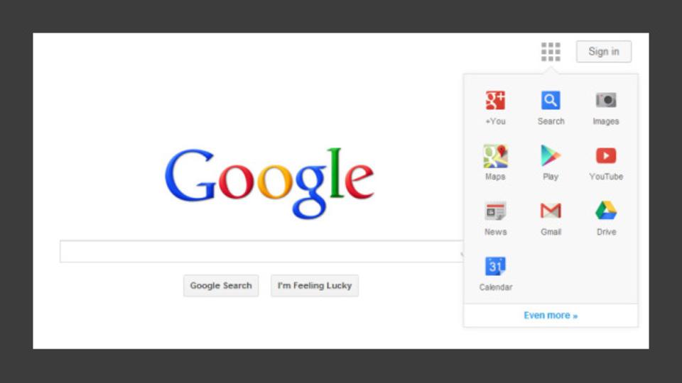 Googleが新インターフェイスをテスト中!? すっきりしたデザインに