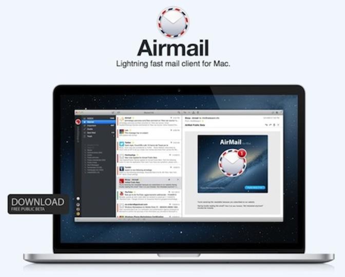 Sparrowユーザーの救世主となるか〜新・gmailクライアント『AirMail』