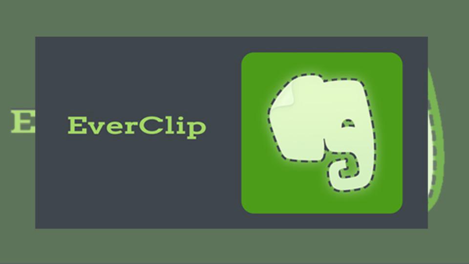 Evernoteにウェブ記事のスクラップを手軽に作成できるアプリ『エバークリップ』