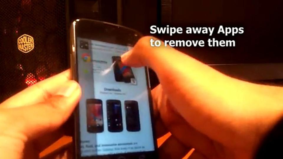 iPhoneにもこの機能が欲しい!と思わせるAndroid用アプリスイッチャー『Sidebar』