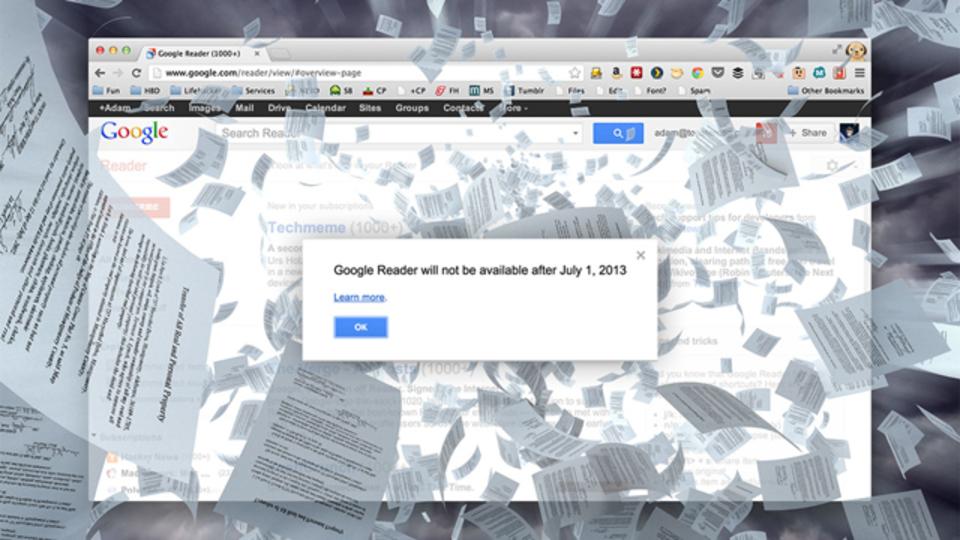 Googleリーダーからの引越しは意外と簡単~スマートにフィードをエクスポートする方法