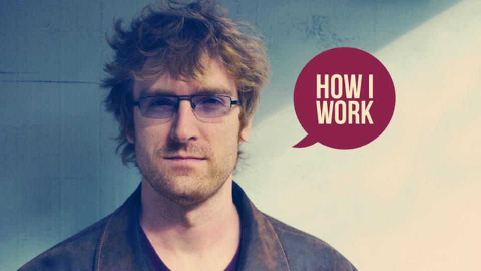 ウェブ漫画家兼プログラマー、ライアン・ノースの「他人を気にしない」仕事術