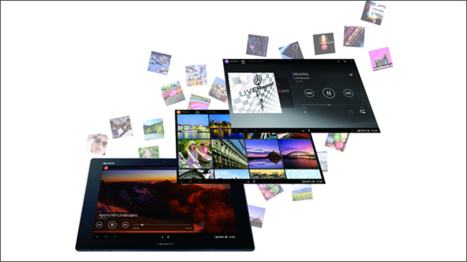 関西に出張するなら...! 新幹線で最新タブレット「Xperia Tablet Z」無料貸し出し中【期間限定】