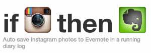 Instagramの写真をEvernoteに保存する