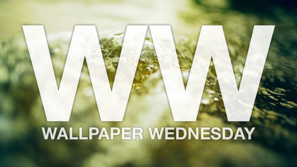 今週の壁紙堂vol.107「H2O~ジュースから雨粒まで」