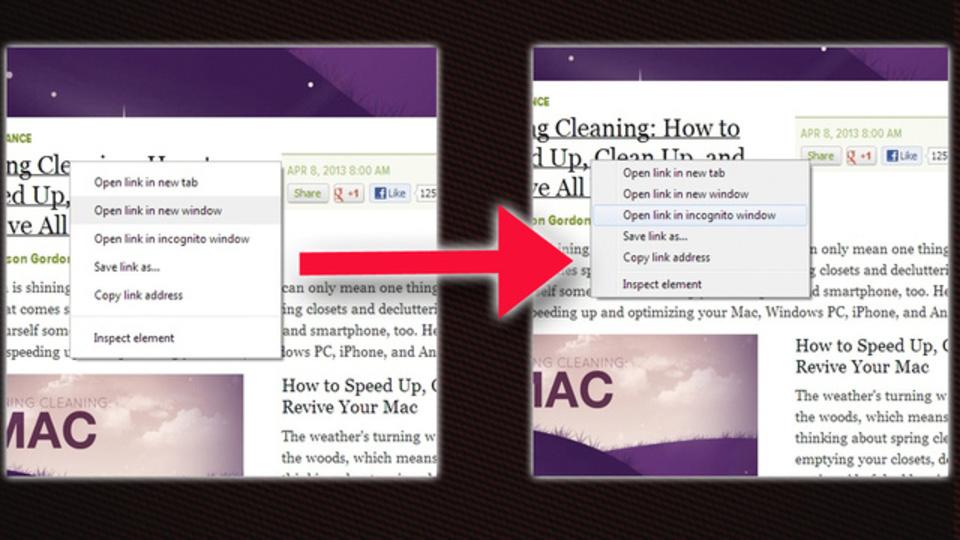 Chrome 26で新しくなった右クリックメニューを昔の見た目に戻す方法