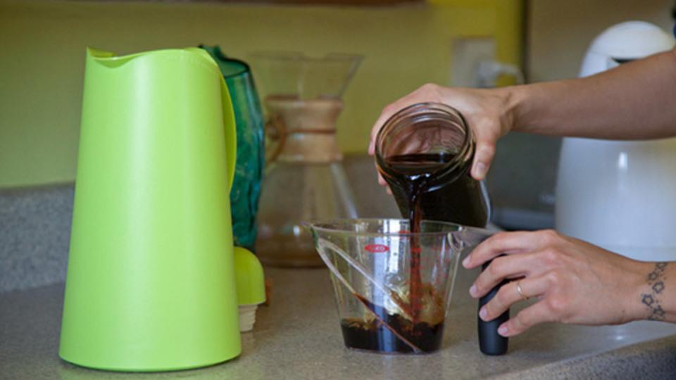 来客にも! 大量のコーヒーが必要なら「自家製濃縮コーヒー」を使うと美味しくて簡単