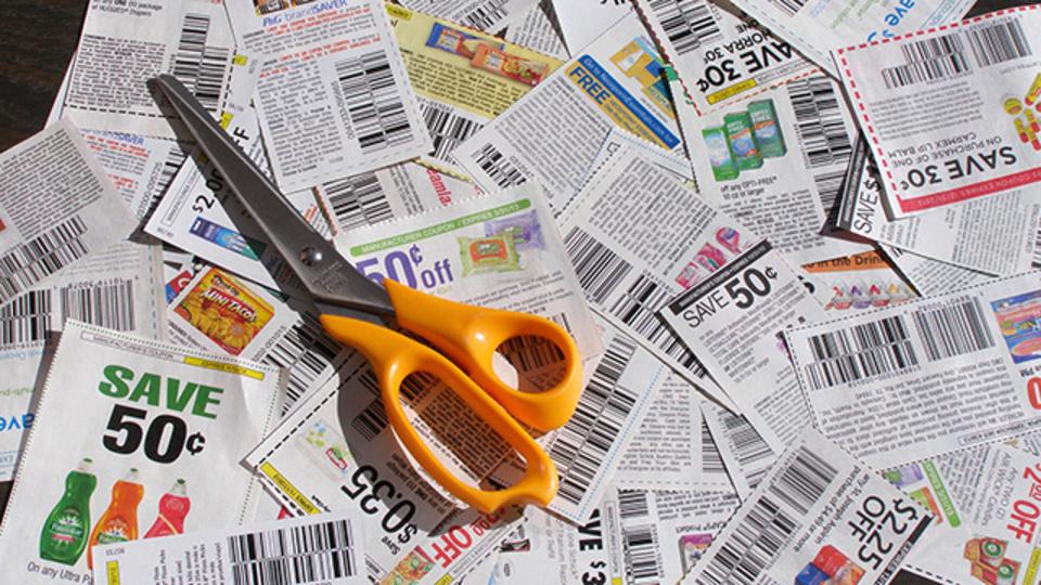 割引券やクーポンを集めるのは本当にお得なの?