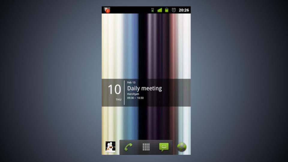 ミニマルなスマホホーム画面を目指すなら、おすすめのアプリ『シンプルカレンダーウィジェット』