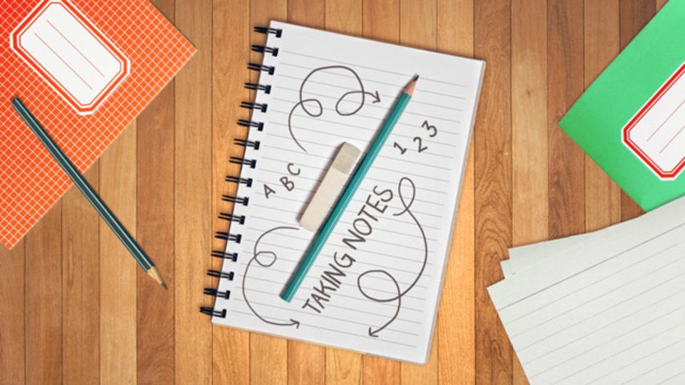 基本に返ろう:完璧なメモを取る方法