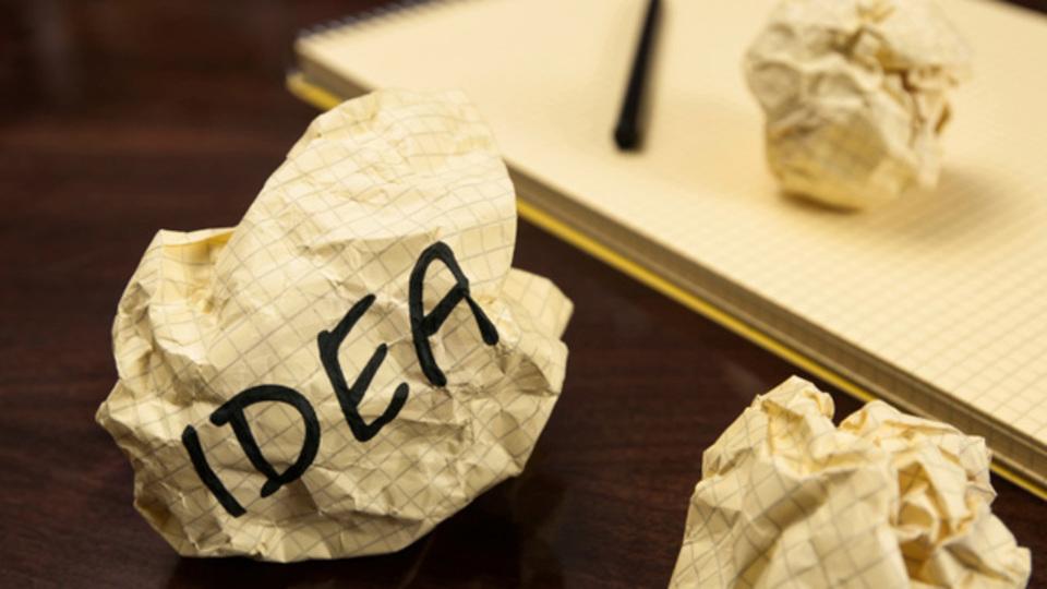 良いアイデアが浮かばない時は、逆に最悪のアイデアを出してみるといい