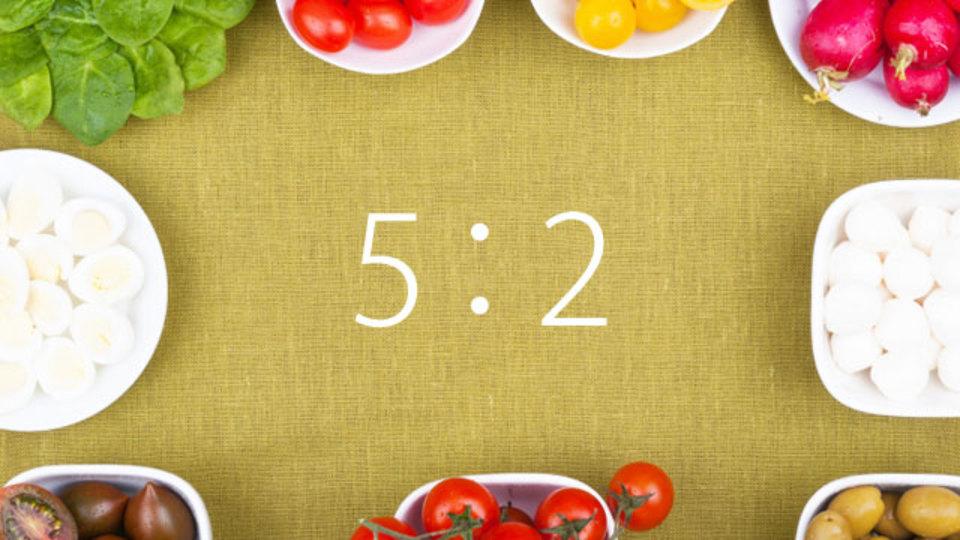 週2日のゆるめ断食がポイント「5:2ダイエット」