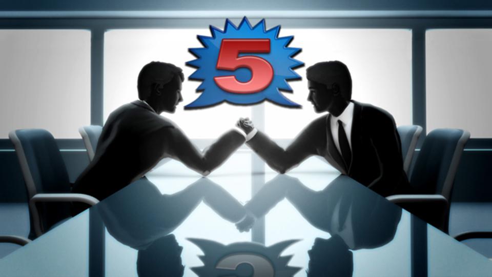 様々なシチュエーションで使える交渉力アップのための5つのヒント