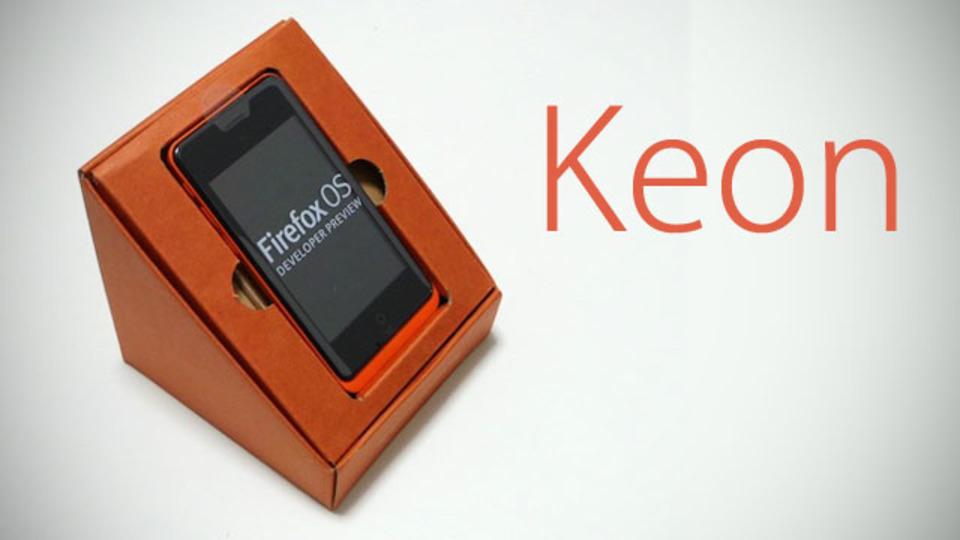 Firefox OS端末『Keon』レビュー:第三の勢力になるのか?
