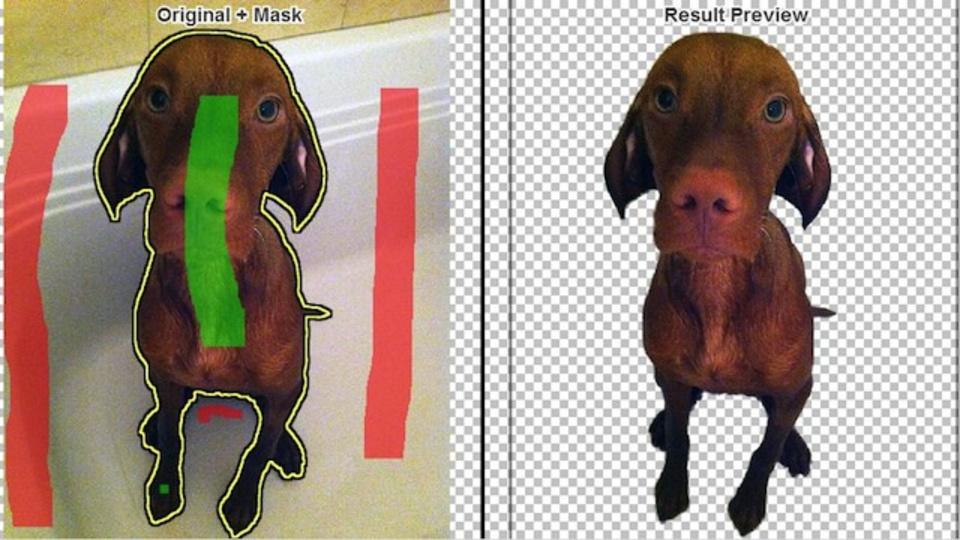 ざっくりした操作でも意外ときれいに切り抜ける画像編集ウェブアプリ「Clipping Magic」