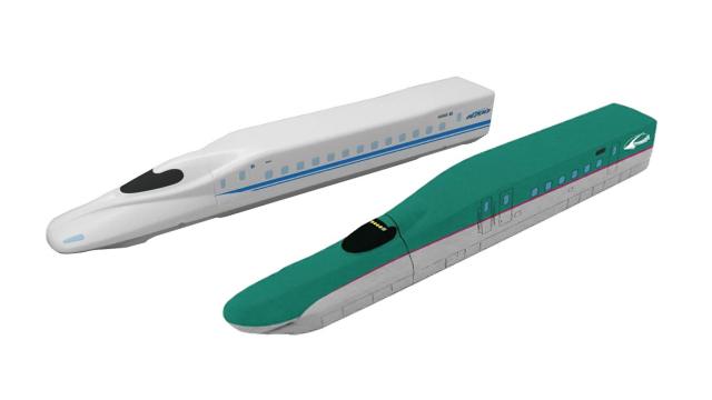 電車マニアなら押さえておきたい体温計「3Dキャラ温計」