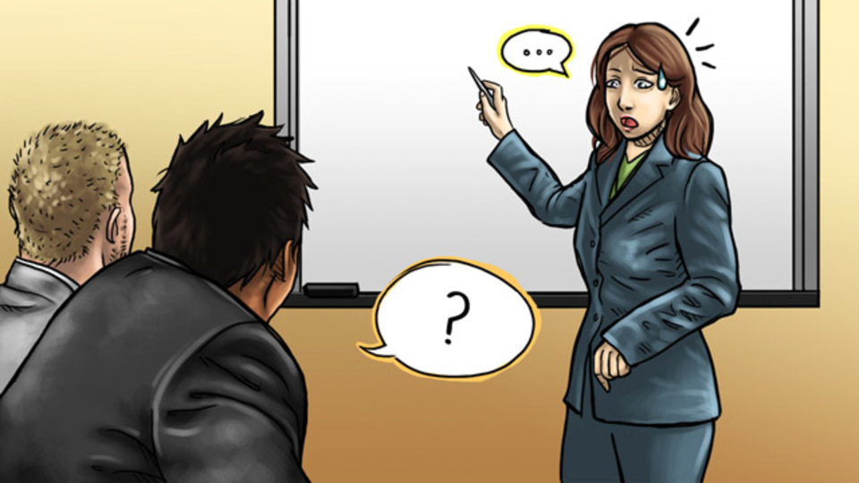 「答えられない質問」への建設的な対処法4つ