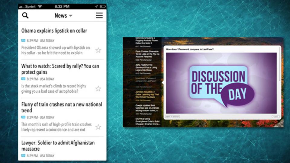 ライトなRSS利用者におすすめのGoogleリーダー代替アプリ『NewsBar』
