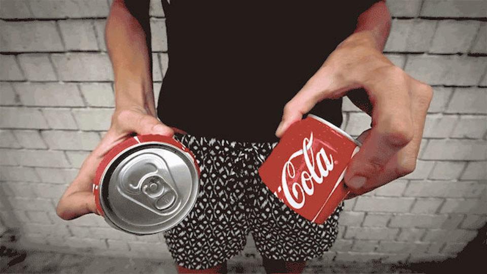 「2人でシェアする缶」で笑顔が生まれる! コカ・コーラのプロモーションが展開中