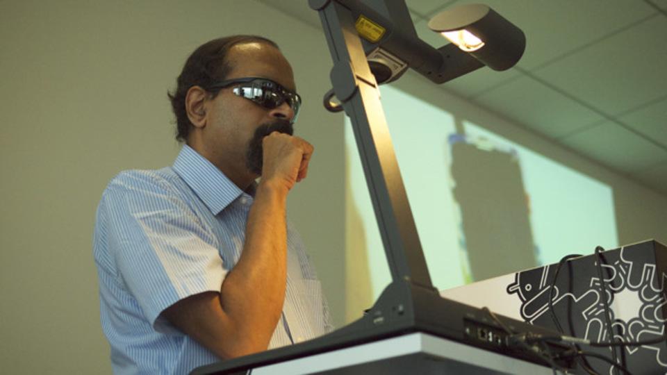 Google・盲目の開発者「目の見えないわれわれこそ、次世代技術のアーリーアダプタ」