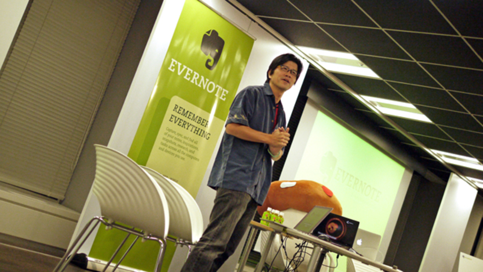 Evernote Devcup Workshopから学んだ:「伝える」プロモーションに必要なもの
