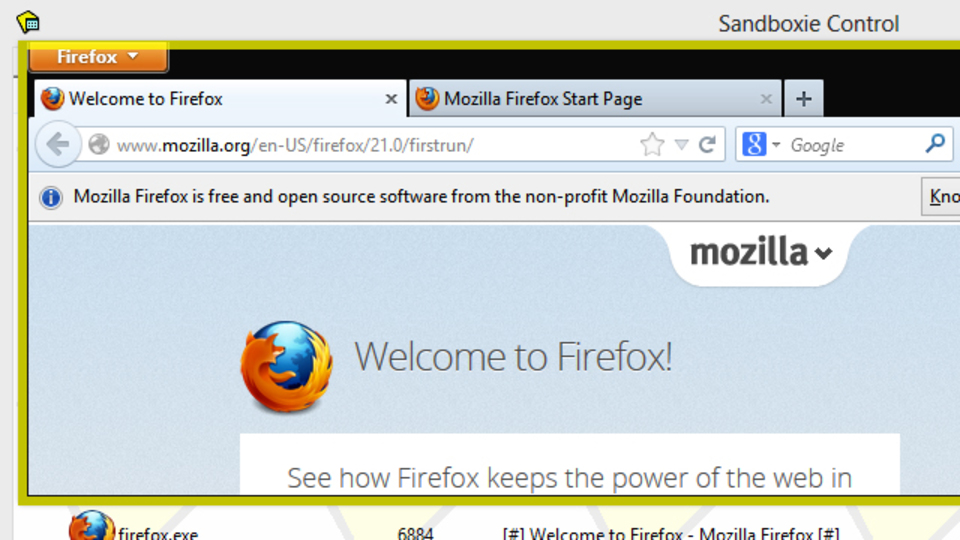 とりあえず試すだけのソフトウェアをインストールするなら『Sandboxie』を使ってみよう