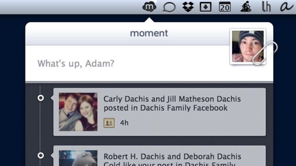 ついFacebookを見続けて困っている人におすすめのアプリ『Moment』