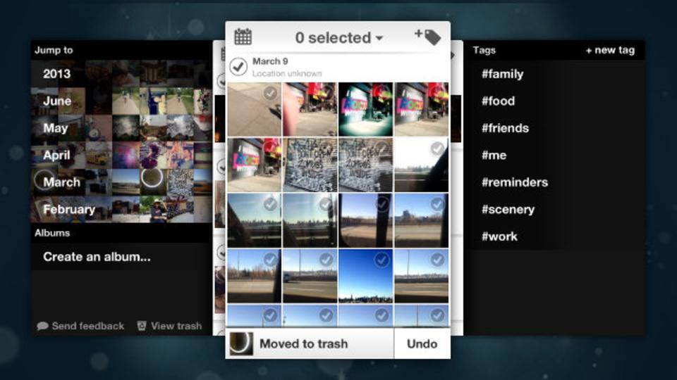 iOS 7まで待てない!そんなあなたに無料の画像整理アプリ『Photoful』はいかが?