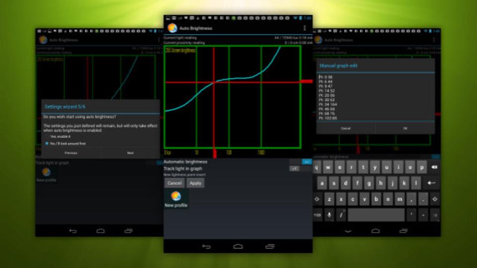 スマホのバッテリ問題をちょっと解決。画面の明るさを上手に自動調整してくれる無料アプリ