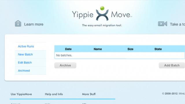 驚きの対応サービス数! Webメールの引越しには「YippieMove」が便利