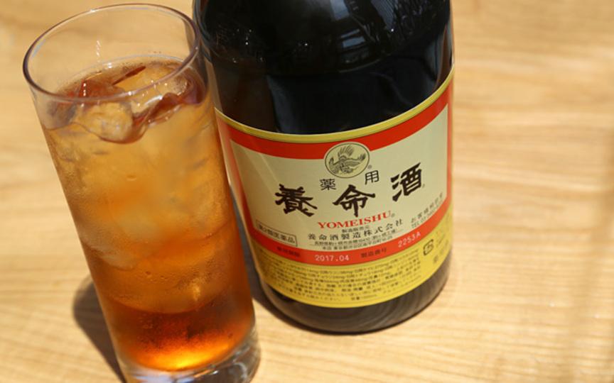 この夏、コスパも効果も最強のエナジードリンクは「養命酒ソーダ」で決まり(かも)