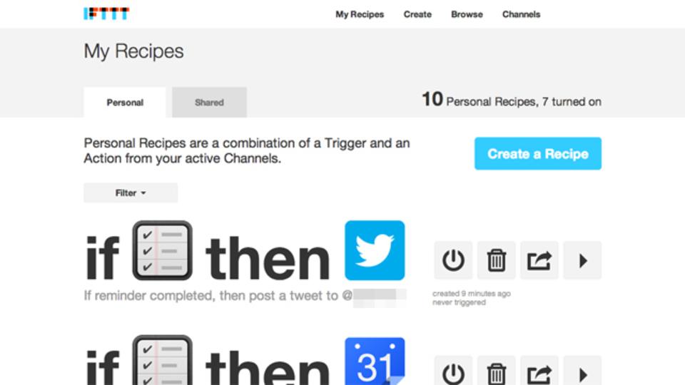 iPhone版IFTTTは本当に最強か:『写真』『連絡先』などiOSアプリを使った自動化レシピを作ってみた