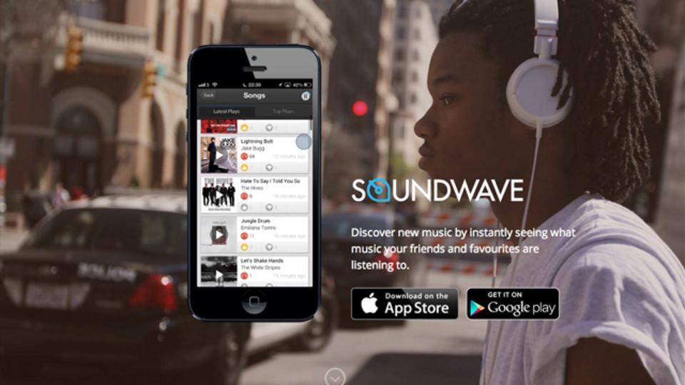複数の音楽アプリを使っている人は特に必見:デバイス内で再生される曲を統合・共有・検索できる『Soundwave』