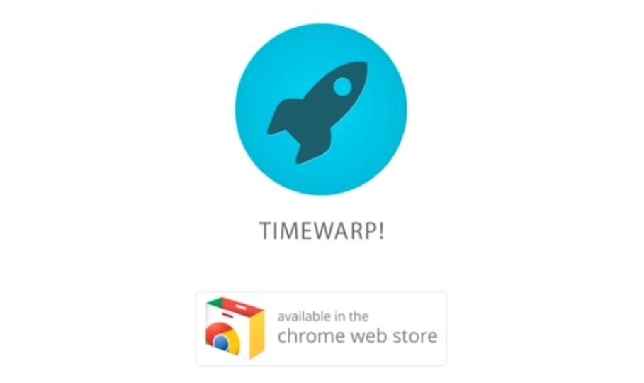 定時で帰りたいあなたの意志力を試しまくれるChrome用拡張機能『Time Warp』