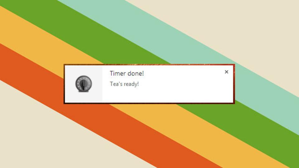 ムダなアプリはもう要らない。ブラウザのアドレスバーをタイマーにできる「Omnibox Timer」