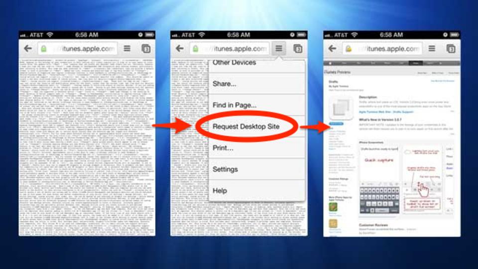 iOS版Chromeでよくあるエラー対策:App Storeのリンクを正しく表示する方法