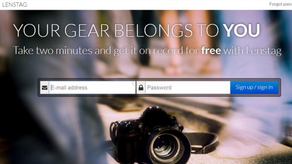 海外旅行に行く前に、カメラの盗難対策サービス「Lenstag」への登録をおすすめします
