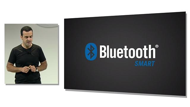 低電力デバイスとのBluetooth接続が可能になった